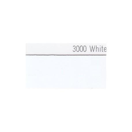 3000 Bílá plotrová fólie / Plotr White / lesk