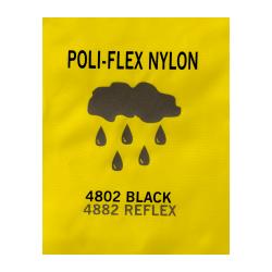 4882 Reflexní Eco nylon nažehlovací fólie / Poli-flex