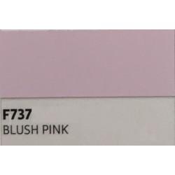F737 Ruměncově růžová TURBO FLEX B-FLEX nažehlovací fólie / Blush pink