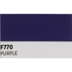 F770 Nachová TURBO FLEX B-FLEX nažehlovací fólie / Purple