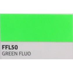 FF50 Neonově zelená TURBO FLEX B-FLEX nažehlovací fólie / Neon green