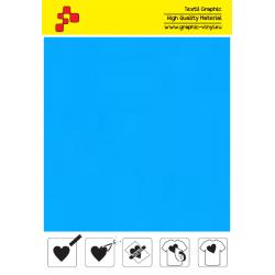 IDP403A Světle modrá (Arch) nažehlovací fólie / iDigit