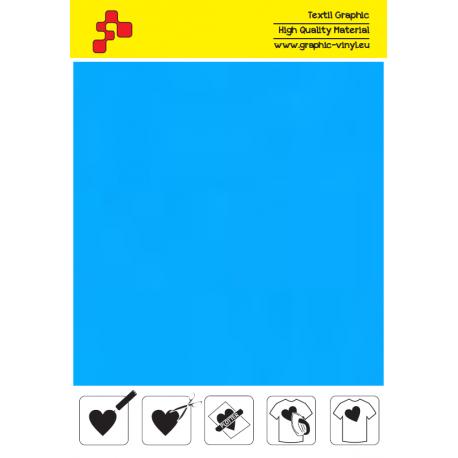 403A Světle modrá (Arch) nažehlovací fólie / POLI-FLEX PREMIUM