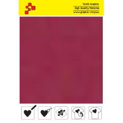 409A Bordeaux (Arch) nažehlovací fólie / POLI-FLEX PREMIUM