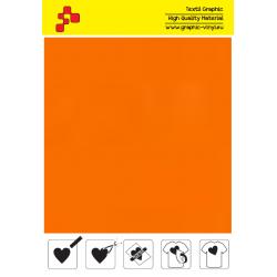 415A Oranžová (Arch) nažehlovací fólie / POLI-FLEX PREMIUM