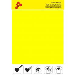 IDP419A Citrónově žlutá (Arch) nažehlovací fólie / iDigit