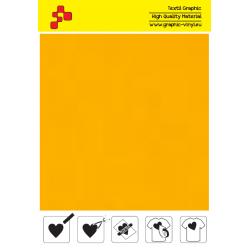 442A Neonově oranžová (Arch) nažehlovací fólie / POLI-FLEX PREMIUM