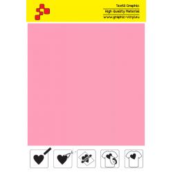 461A Dětská růžová (Arch) nažehlovací fólie / POLI-FLEX PREMIUM