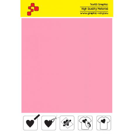 IDP461A Dětská růžová (Arch) nažehlovací fólie / iDigit