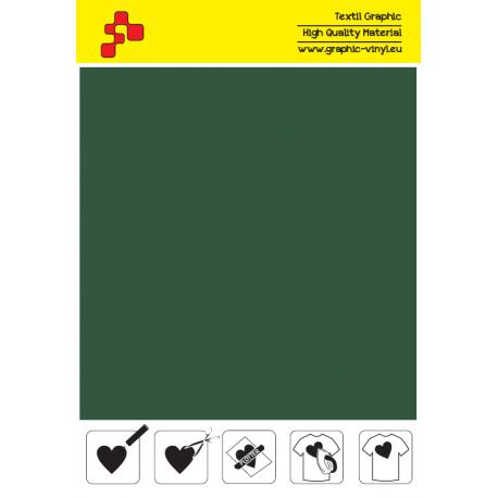 407A Lesní zelená (Arch) nažehlovací fólie / POLI-FLEX PREMIUM