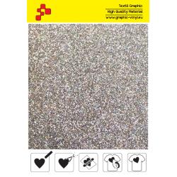 453A Perleťová vícebarevná (Arch) nažehlovací fólie / Poli-flex