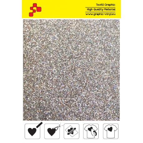 IDP453A Perleťová vícebarevná (Arch) nažehlovací fólie / iDigit