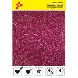 432A Perleťová žhavá růžová (Arch) nažehlovací fólie / Poli-flex