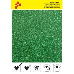 455A Perleťová zelená (Arch) nažehlovací fólie / Poli-flex