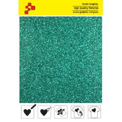 IDP427A Perleťová smaragdová (Arch) nažehlovací fólie / iDigit