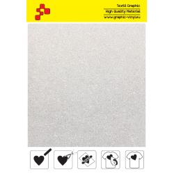 444A Perleťová bílá (Arch) nažehlovací fólie / Poli-flex