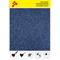 IDP423A Perleťová namořnická modrá (Arch) nažehlovací fólie / iDigit