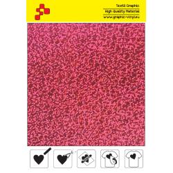 BF L736A Růžová Glam (Arch) nažehlovací fólie / B-FLEX