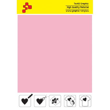 IDSF736A Růžová (Arch) Speed flex nažehlovací fólie / iDigit