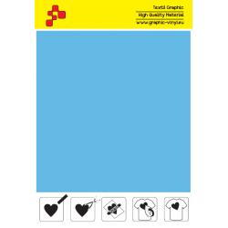 IDSF746A Nebesky modrá (Arch) Speed flex nažehlovací fólie / iDigit