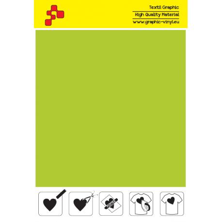 IDSF752A Jablečně zelená (Arch) Speed flex nažehlovací fólie / iDigit