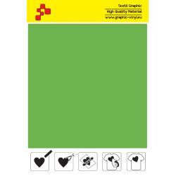 F754A Travnatě zelená (Arch) Turbo flex nažehlovací fólie / B-flex