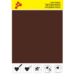 IDSF760A Hnědá (Arch) Speed flex nažehlovací fólie / iDigit
