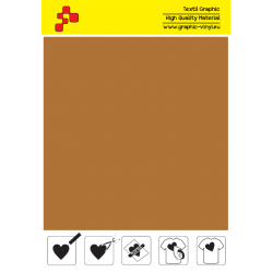 IDSF763A Cappuccino (Arch) Speed flex nažehlovací fólie / iDigit