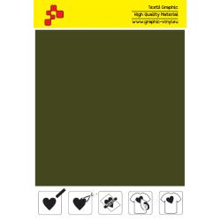 IDSF781A Olivově zelená (Arch) Speed flex nažehlovací fólie / iDigit