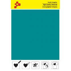 IDSF783A Akvamarínová (Arch) Speed flex nažehlovací fólie / iDigit