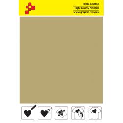 F792A Zlatá (Arch) TURBO FLEX  nažehlovací fólie / B-FLEX