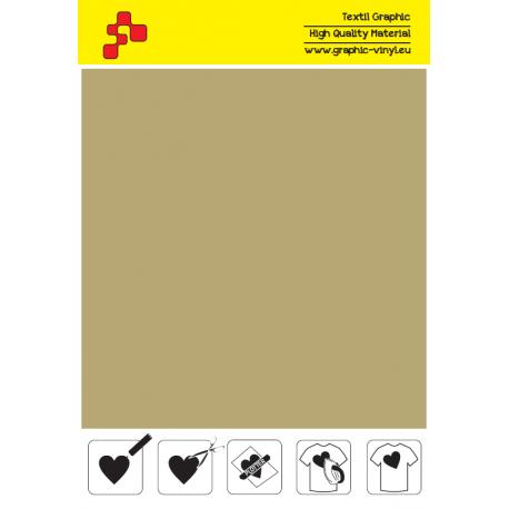 IDSF792A Zlatá (Arch) Speed flex nažehlovací fólie / iDigit
