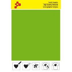 FF50A Neonově zelená (Arch) Turbo flex nažehlovací fólie / B-flex