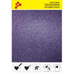 BF G770A Nachová Glitter (Arch) nažehlovací fólie / B-flex