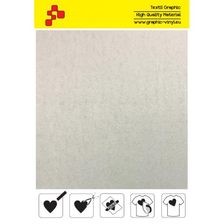 4781A Reflexní stříbrná 3M (Arch) nažehlovací fólie / Poli-flex