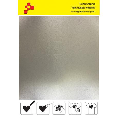 BF REFA Reflexní stříbrná (Arch) nažehlovací fólie / B-flex
