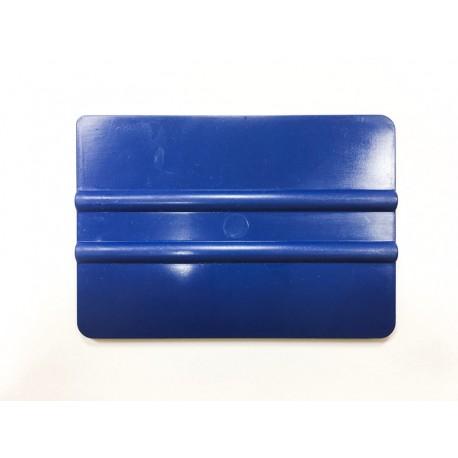 Měkká plastová špachtle modrá