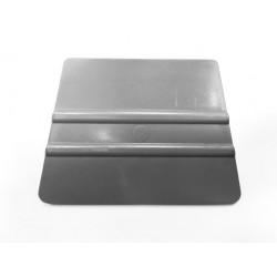 Teflonová lichoběžníková špachtle stříbrná
