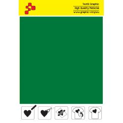 ID T750A Zelená Fatty (Arch) nažehlovací fólie / iDigit