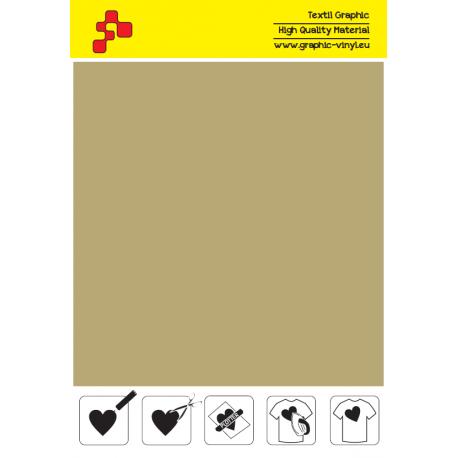 IDT792A Zlatá Fatty (Arch) nažehlovací fólie / iDigit