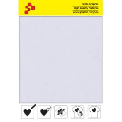 IDVCE01A Bílá (Arch) semišová nažehlovací fólie / iDigit