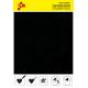 IDVCE06A Černá (Arch) semišová nažehlovací fólie / iDigit