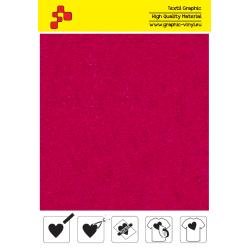 IDVCE21A Magenta (Arch) semišová nažehlovací fólie / iDigit