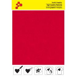 IDVCPNPA Neonová růžová (Arch) semišová nažehlovací fólie / iDigit