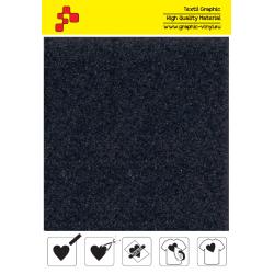 IDVCE18A Antracit (Arch) semišová nažehlovací fólie / iDigit