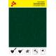 IDVCE10A Zelená (Arch) semišová nažehlovací fólie / iDigit