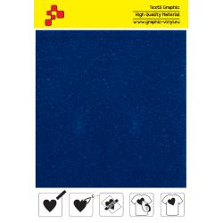 IDVCE08A Pacifická modrá (Arch) semišová nažehlovací fólie / iDigit