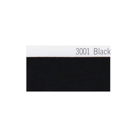 Plotrová fólie černá / Plotr Black / lesk 3001