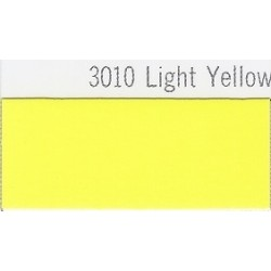 3010 Světle žlutá plotrová fólie / Plotr Light Yellow / lesk