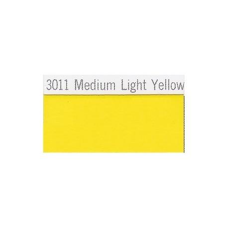 3011 Středně světle žlutá plotrová fólie / Plotr Medium Light Yellow / lesk